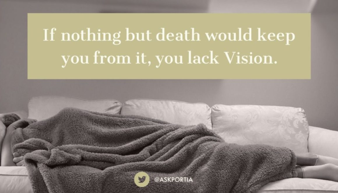 Death of Vision