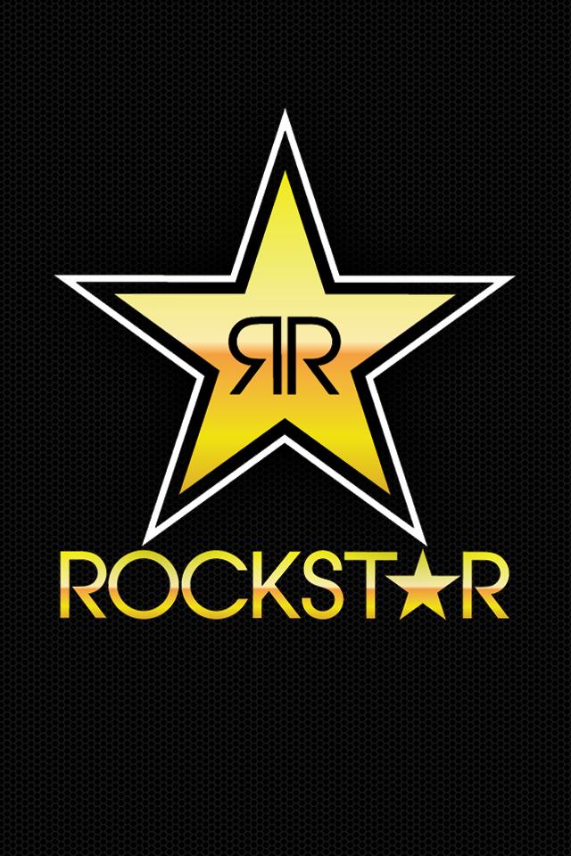Rockstar iPhone 4 Wallpaper by cderekw