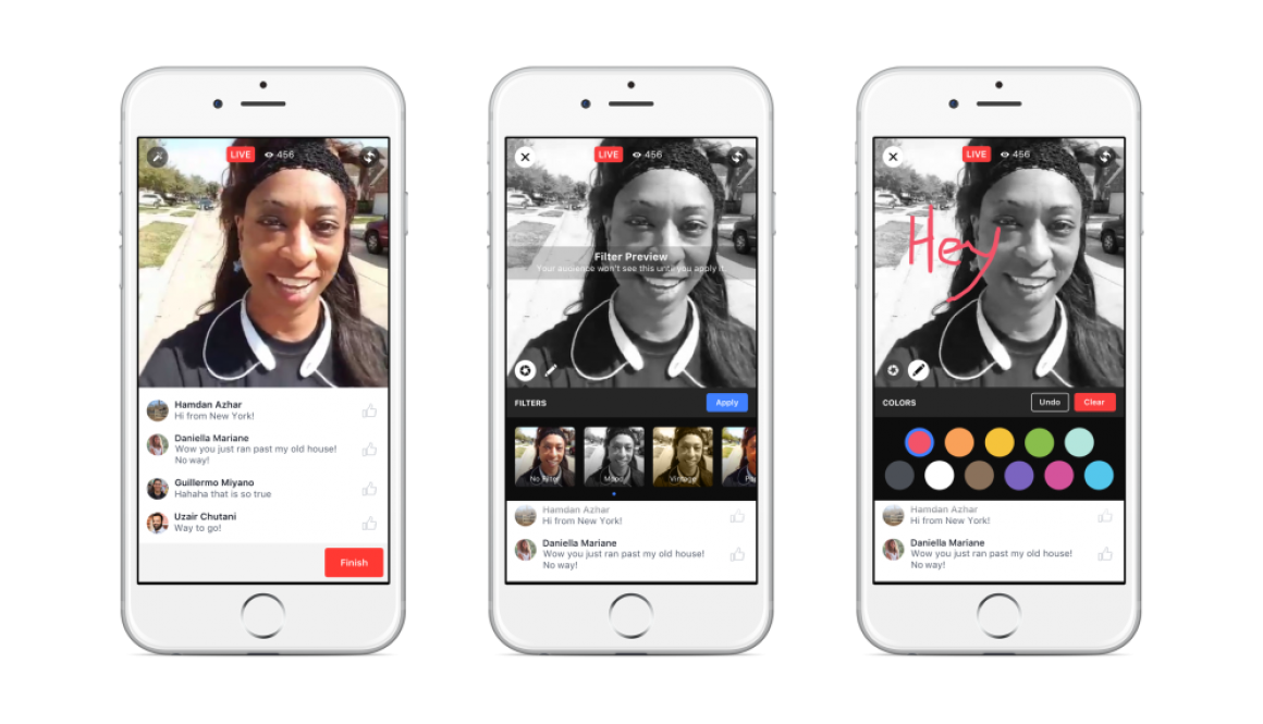 Facebook Live Video for Church Events