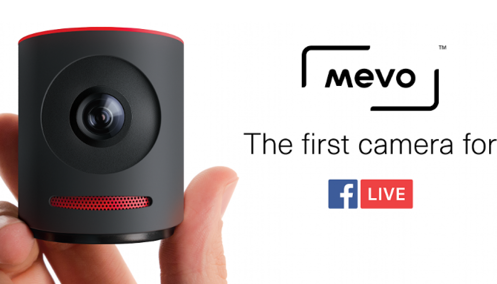 Mevo Camera formerly Movi by Livestream