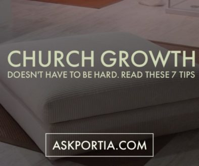 Church Growth 7 Tips