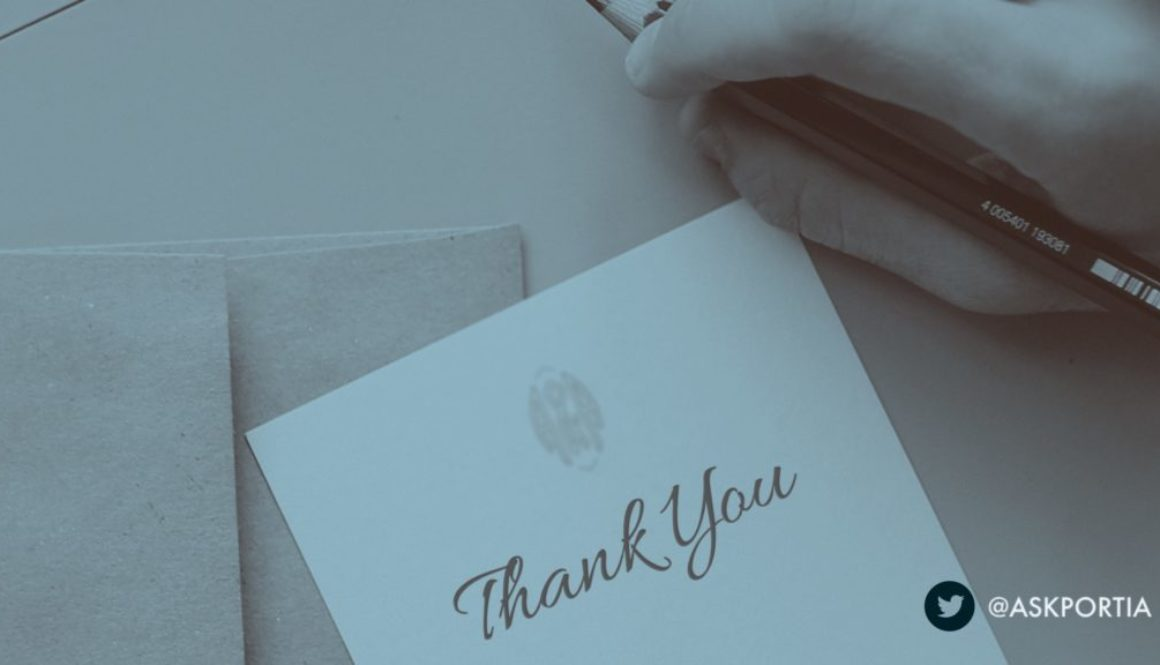 Leaders Show Gratitude