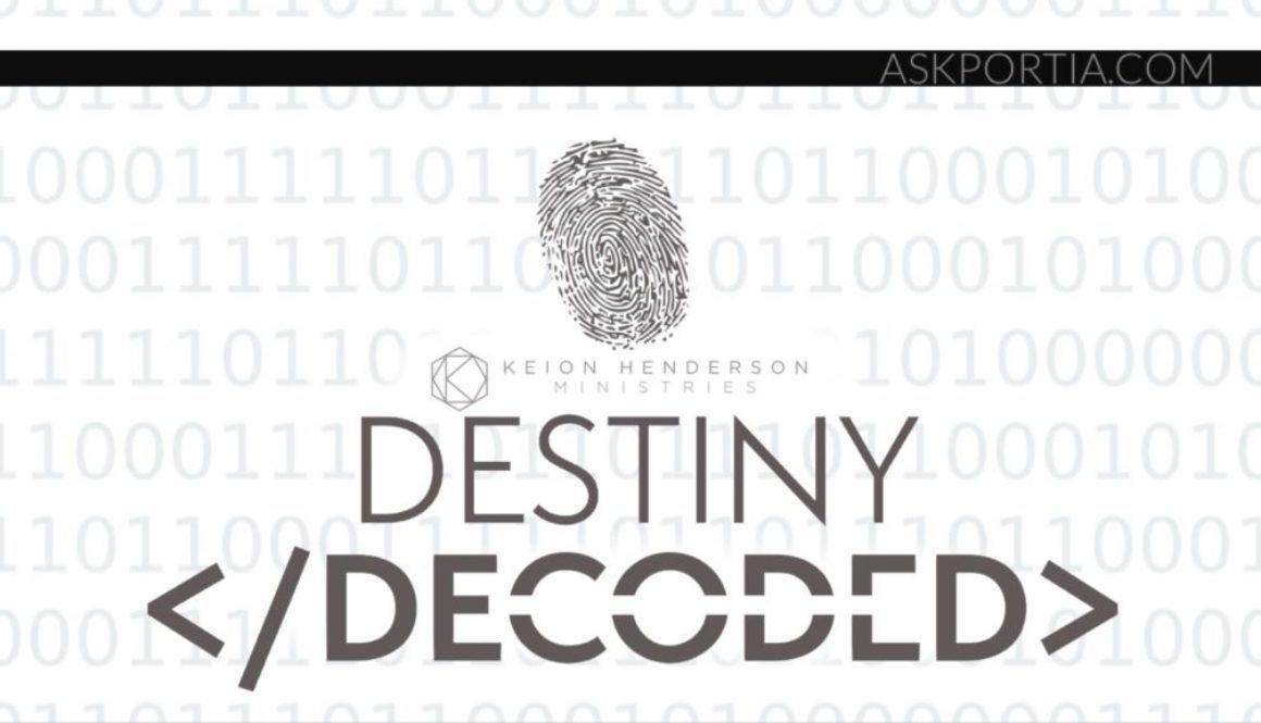 Destiny Decoded